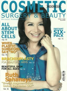 Cosmetic Magazine .Vol 2| 2009
